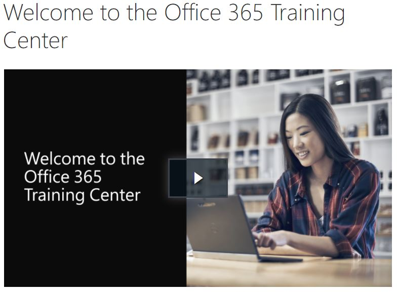 microsoft release office 365 training centre